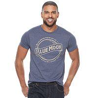 Men's Blue Moon Beer Logo Tee