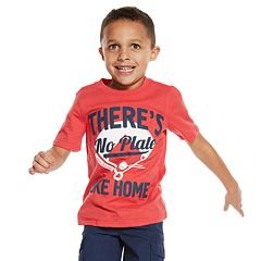 Boys 4-8 Carter's 'There's No Plate Like Home' Graphic Tee