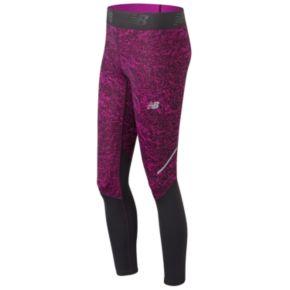 Women's New Balance Accelerate Printed Leggings