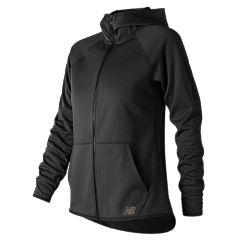 Women's New Balance Core Fleece Full Zip Hoodie