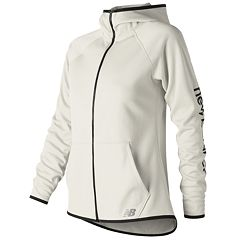 Women's New Balance Core Fleece Full Zip Hoodie