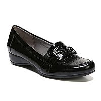 LifeStride Dempsey Women's Wedge Loafers
