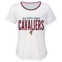 Girls 7-16 Cleveland Cavaliers Team Pride Tee