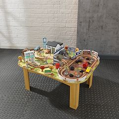 Disney / Pixar Cars 3 Thomasville Track Set & Table by KidKraft