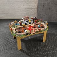 Disney / Pixar Cars 3 Thunder Hollow Track Set & Table By KidKraft