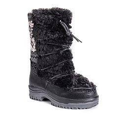 MUK LUKS Massak Women's Waterproof Winter Boots