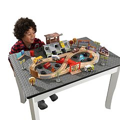 Disney / Pixar Cars 3 50 pc Thunder Hollow Track Set By KidKraft