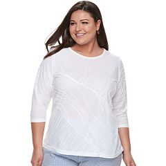 Plus Size Cathy Daniels Tunic Top