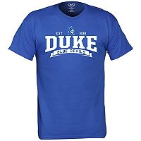 Men's Duke Blue Devils Beamer Tee