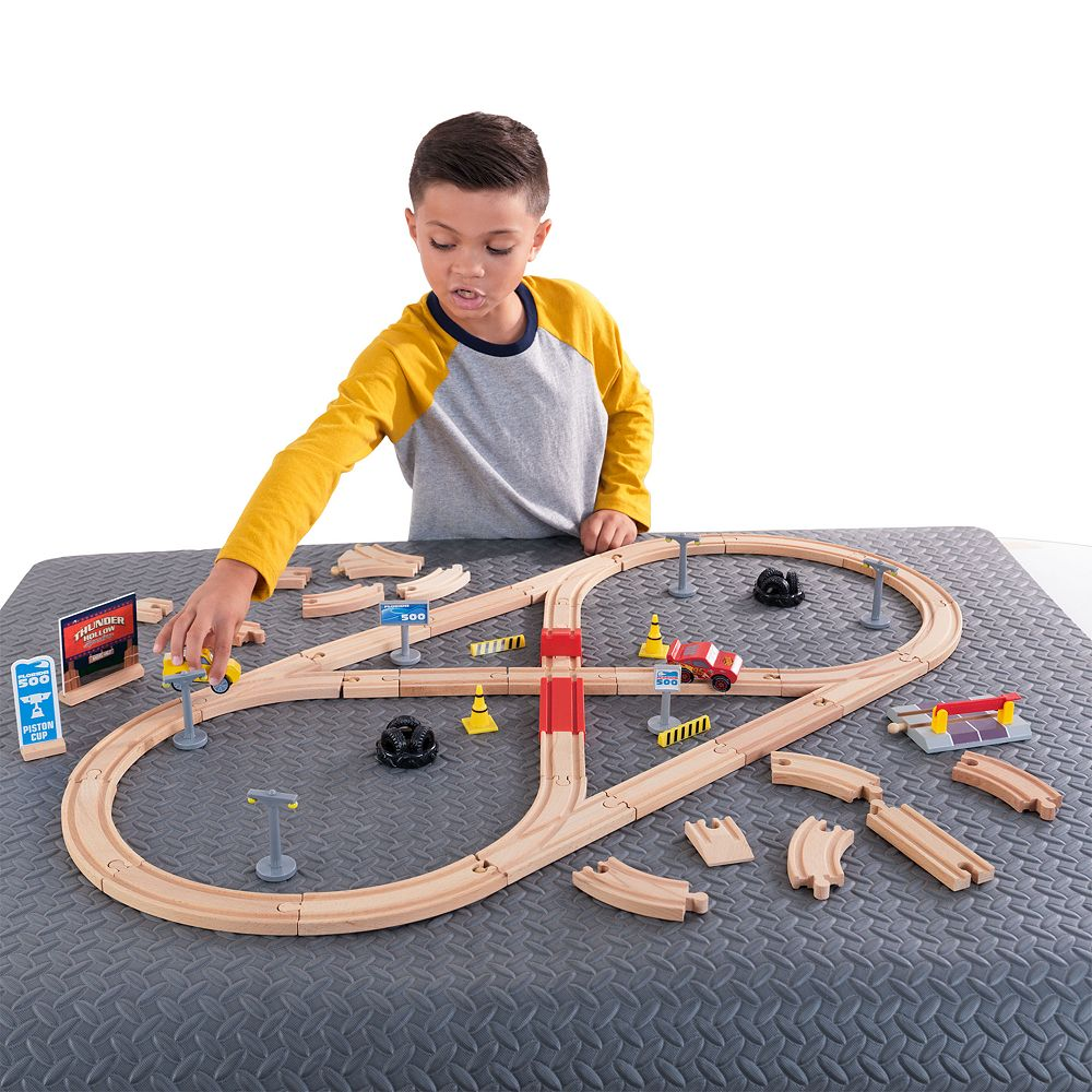 Disney Pixar Cars 3 Build Your Own Track Pack By Kidkraft