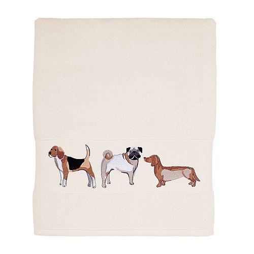 Avanti Dogs On Parade Bath Towel