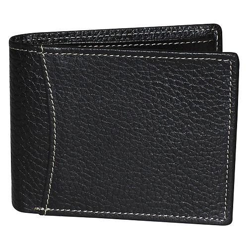 Men's DOPP RFID-Blocking Flip-Out Double ID Slimfold Wallet