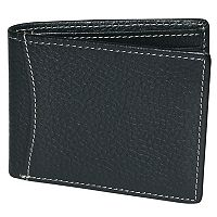 Men's DOPP Hudson RFID-Blocking Front-Pocket Slimfold Wallet