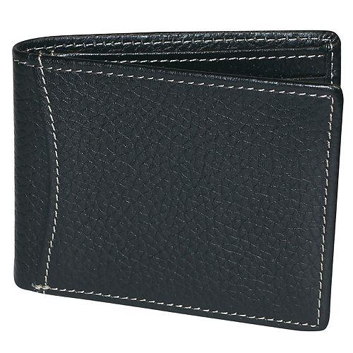 Men's DOPP Hudson RFID-Blocking Front-Pocket Slimfold Wallet