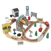 Disney / Pixar Cars 3 50 Piece Thomasville Track Set By KidKraft