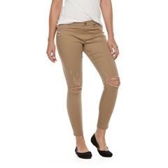 Women's Utopia by HUE Picked Jean Skimmer Leggings