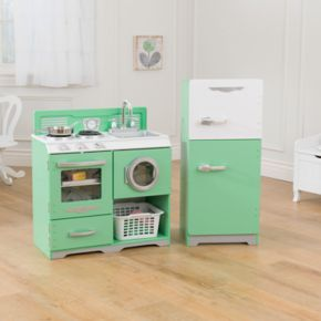 KidKraft Homestyle 2-Piece Kitchen