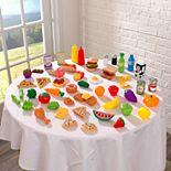 KidKraft 65-pc. Play Food Set