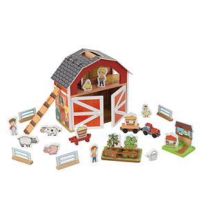 KidKraft Farm Play Set