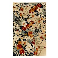 Mohawk® Home Aurora Anzio Wear-Dated Floral Rug