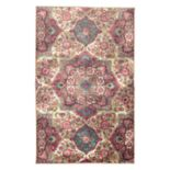 Mohawk® Home Aurora Cashmire Wear-Dated Medallion Rug