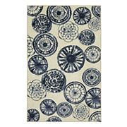 Mohawk® Home Aurora Cline Medallion Wear-Dated Rug