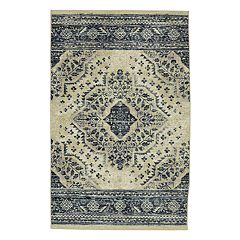 Mohawk® Home Aurora Javed Wear-Dated Medallion Rug