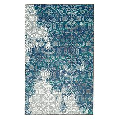 Mohawk® Home Aurora Naomi Wear-Dated Floral Rug
