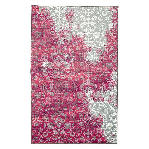 Mohawk® Home Aurora Naomi Wear-Dated Floral Rug