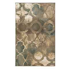 Mohawk® Home Aurora Neo Lattice Wear-Dated Geometric Rug