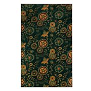 Mohawk® Home Aurora Suzani Vines Wear-Dated Floral Rug