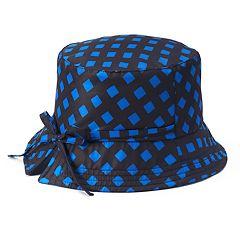 SONOMA Goods for Life™ Print Split Back Rain Hat