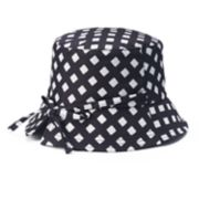 SONOMA Goods for Life™ Print Split Back Rain Hat