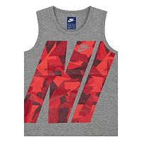 Toddler Boy Nike New GFX Wraparound Graphic Tank Top