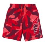 Toddler Boy Nike Printed Athletic Shorts