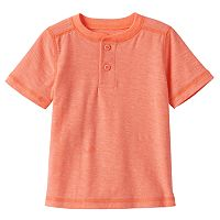 Baby Boy Jumping Beans® Textured Henley