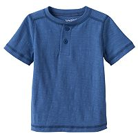 Baby Boy Jumping Beans® Slubbed Henley