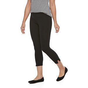 2175770c8e3e3 Women's Simply Vera Vera Wang Solid Leggings