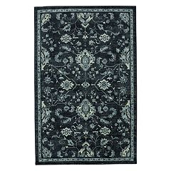 Mohawk® Home Aurora Vanessa Wear-Dated Framed Floral Rug