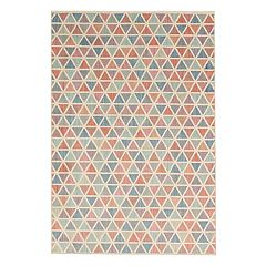 Mohawk® Home Bayside Diamond Puzzle EverStrand Geometric Rug