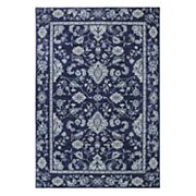 Mohawk® Home Cascade Heights Addison EverStrand Framed Floral Rug