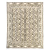 Mohawk® Home Cascade Heights Caden EverStrand Framed Geometric Rug