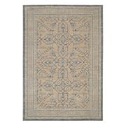 Mohawk® Home Cascade Heights Enriched EverStrand Framed Tribal Rug