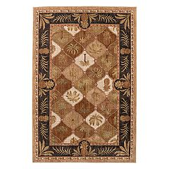 Mohawk® Home Destinations Boca Palms EverStrand Framed Rug