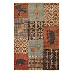 Mohawk® Home Destinations Nome EverStrand Lodge Rug