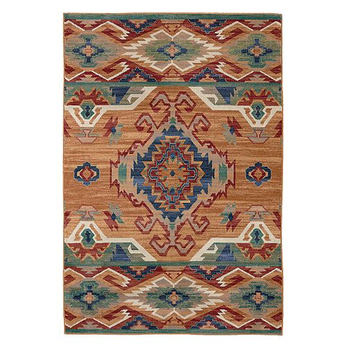 Mohawk® Home Destinations Roswell EverStrand Tribal Rug