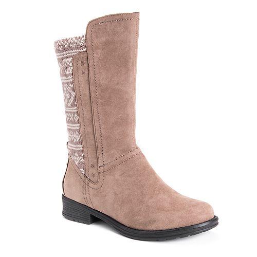 cbc4a888b6d MUK LUKS Stella Women's Water-Resistant Boots