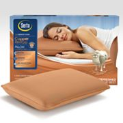 Serta Copper Restore Gel Memory Foam Pillow