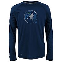 Boys 8-20 Minnesota Timberwolves Motion Offense Tee