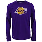 Boys 8-20 Los Angeles Lakers Motion Offense Tee